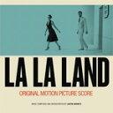 LA LA LAND(ORIGINAL MOTION PICTURE SCORE)【輸入盤】▼/VARIOUS ARTISTS[CD]【返品種別A】