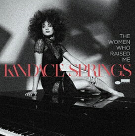 THE WOMEN WHO RAISED ME【輸入盤】▼/KANDACE SPRINGS[CD]【返品種別A】