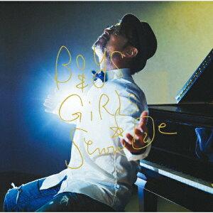 Boys&Girls(初回生産限定盤)|大江千里|MHCL-30533/4