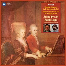 【送料無料】[枚数限定][限定]モーツァルト:ピアノ協奏曲第10番&第20番(アナログLP盤)【輸入盤】▼/アンドレ・プレヴィン[ETC]【返品種別A】