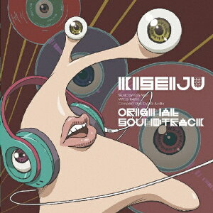 寄生獣 セイの格率 オリジナル・サウンドトラック/Ken Arai[CD]【返品種別A】