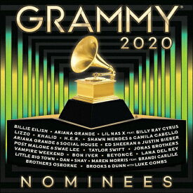 2020 GRAMMY(R)ノミニーズ/オムニバス[CD]【返品種別A】