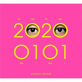 【送料無料】[枚数限定][限定盤]20200101(初回限定/観るBANG!)/香取慎吾[CD+DVD]【返品種別A】