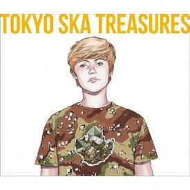 【送料無料】TOKYO SKA TREASURES 〜ベスト・オブ・東京スカパラダイスオーケストラ〜(DVD付)/東京スカパラダイスオーケストラ[CD+DVD]【返品種別A】