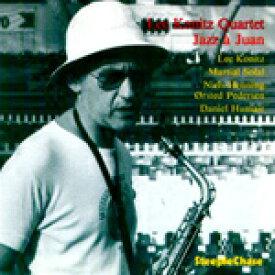 [枚数限定][限定盤]Jazz A Juan/リー・コニッツ・カルテット[CD]【返品種別A】
