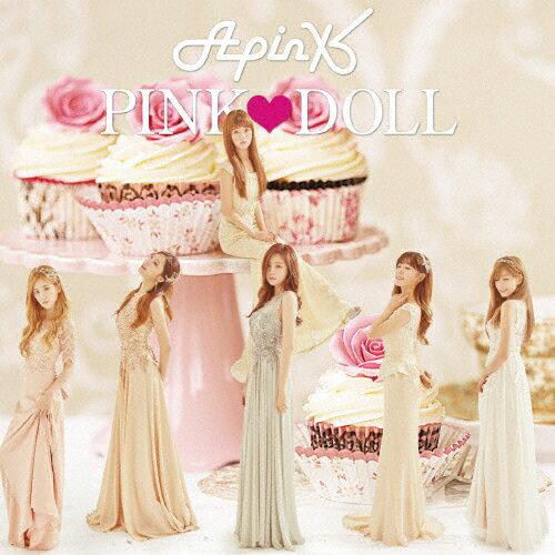 【送料無料】[枚数限定][限定盤]PINK■DOLL(初回生産限定盤B)/Apink[CD+DVD]【返品種別A】