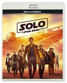 【送料無料】ハン・ソロ/スター・ウォーズ・ストーリー MovieNEX【通常版】[2Blu-ray&DVD]/オールデン・エアエンライク[Blu-ray]【返品種別A】