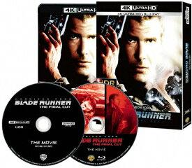 【送料無料】[限定版]ブレードランナー ファイナル・カット<4K ULTRA HD&ブルーレイセット>/ハリソン・フォード[Blu-ray]【返品種別A】