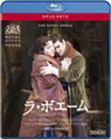 【送料無料】プッチーニ 歌劇《ラ・ボエーム》英国ロイヤル・オペラ2009/ネルソンス(アンドリス)[Blu-ray]【返品種別A】