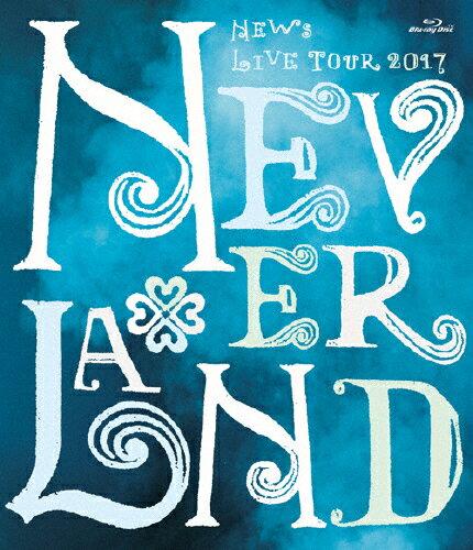 【送料無料】[初回仕様]NEWS LIVE TOUR 2017 NEVERLAND【Blu-ray】(通常盤)/NEWS[Blu-ray]【返品種別A】