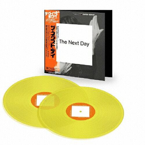 【送料無料】[枚数限定][限定]ザ・ネクスト・デイ【完全生産限定盤/LP・アナログ盤】/デヴィッド・ボウイ[ETC]【返品種別A】