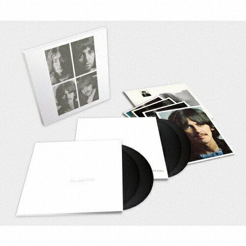 【送料無料】[枚数限定][限定]ザ・ビートルズ(ホワイト・アルバム)<4LPデラックス・エディション>【アナログ/限定盤】/ザ・ビートルズ[ETC]【返品種別A】