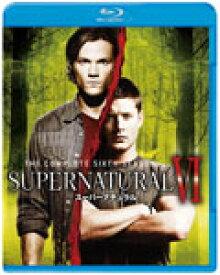 【送料無料】SUPERNATURAL VI〈シックス・シーズン〉コンプリート・セット/ジャレッド・パダレッキ[Blu-ray]【返品種別A】