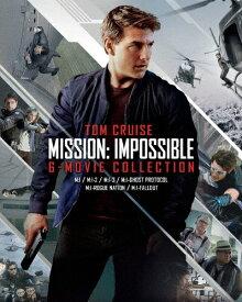 【送料無料】[限定版]ミッション:インポッシブル 6ムービー・ブルーレイ・コレクション【初回限定生産/ボーナスブルーレイ付き/7枚組】/トム・クルーズ[Blu-ray]【返品種別A】