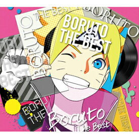 【送料無料】[期間限定][限定盤]BORUTO THE BEST/TVサントラ[CD+DVD]【返品種別A】