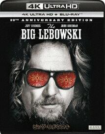 【送料無料】ビッグ・リボウスキ[4K ULTRA HD+Blu-rayセット]/ジェフ・ブリッジス[Blu-ray]【返品種別A】
