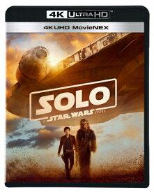 【送料無料】ハン・ソロ/スター・ウォーズ・ストーリー 4K UHD MovieNEX/オールデン・エアエンライク[Blu-ray]【返品種別A】