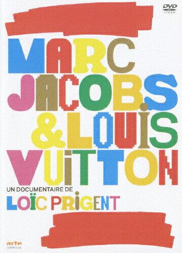 【送料無料】マーク・ジェイコブス&ルイ・ヴィトン モード界の革命児/ドキュメント[DVD]【返品種別A】