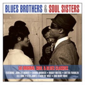 BLUES BROTHERS & SOUL SISTERS[輸入盤]/VARIOUS[CD]【返品種別A】