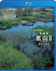 【送料無料】NHKスペシャル 映像詩 里山II 命めぐる水辺/ドキュメント[Blu-ray]【返品種別A】