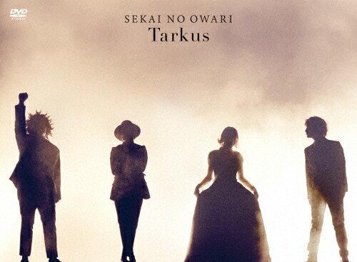 【送料無料】[先着特典付]Live DVD「Tarkus」/SEKAI NO OWARI[DVD]【返品種別A】