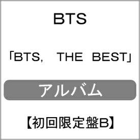 【送料無料】[限定盤]BTS, THE BEST(初回限定盤B)[初回仕様]/BTS[CD+DVD]【返品種別A】
