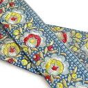 ヴィンテージ刺繍リボン(花々) 0.7m