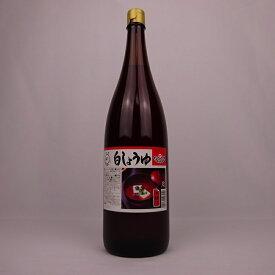 キノエネ醤油 白しょうゆ 1.8L瓶