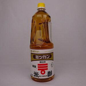 ミツカン 米酢(華撰) 1.8L ペットボトル