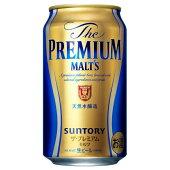 サントリービールザプレミアムモルツ350ml缶24本入缶ビールプレモル