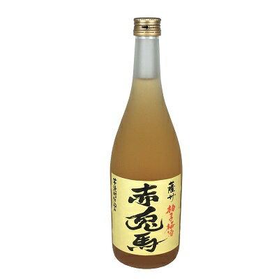 お中元 リキュール 赤兎馬 柚子 芋焼酎仕込み 送料無料 14度 瓶 720ml ×6本