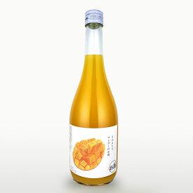 マンゴー リキュール そのまんまマンゴーのお酒 720ml 果汁たっぷり! フルーツ