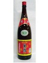 琉球泡盛 菊之露  30度 瓶 1800ml 1.8L 泡盛 菊の露酒造