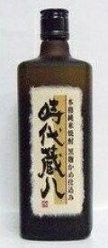 米焼酎 黒麹 時代蔵八 25度 720ml 米 焼酎 堤酒造