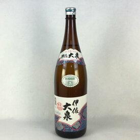 芋焼酎 大山酒造 伊佐大泉 25度 瓶 1800ml 1.8L 鹿児島 いも焼酎