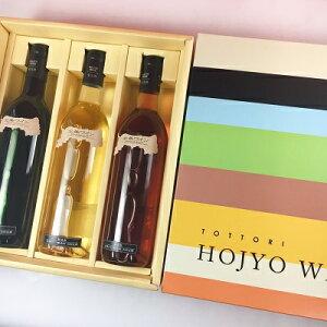 ワインセット 送料無料 北条ワイン 地図ラベル 3本セット 国産ワイン 鳥取県