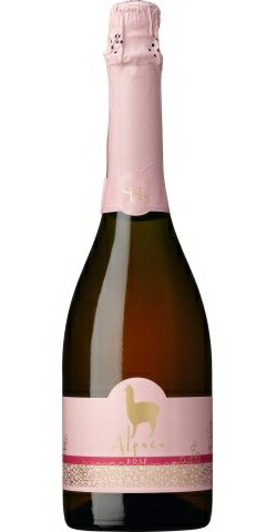 サンタ・ヘレナ・アルパカ・スパークリングワイン ロゼ 750ml チリ