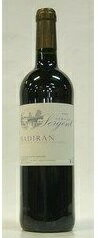 赤ワイン フランス ドメーヌ セルジャン マディラン 2007
