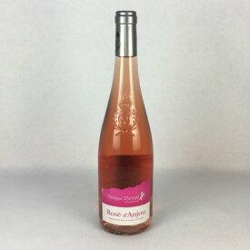 レ・カーヴ・ド・ラ・ロワール ロゼ ダンジュー 2015 750ml フランス ロワール ロゼ ワイン
