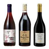送料無料飲み比べセット【ボジョレーヌーボー2017】ボジョレーヴィラージュヌーヴォー750ml飲み比べセット赤ワイン
