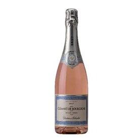 クレマン スパークリングワイン クレマン・ドゥ・ブルゴーニュ ロゼ・ブリュット シャルトロン2017 750ml フランス ブルゴーニュ 瓶内二次発酵 シャンパン製法
