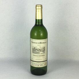 白ワイン ボルドー シャトー ドゥルカ 2002 ペサック レオニャン フランス 750ml