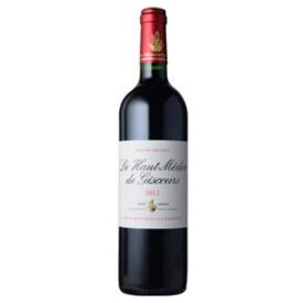 赤ワイン ル・オー・メドック・ド・ジスクール 2012 赤 750ml