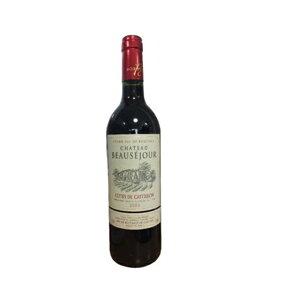 赤ワイン フランス ボルドー シャトー・ボーセジュール 2004 カスティヨン・コート・ド・ボルドー 750ml
