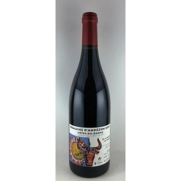 赤ワイン フランス ドメーヌ ダンデゾン コート デュ ローヌ ヴィエイユ ヴィーニュ 750ml