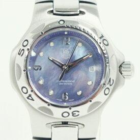 【時計】 TAG HEUER Professinal 200M タグホイヤー キリウム WL131A レディース クォーツ【中古品】