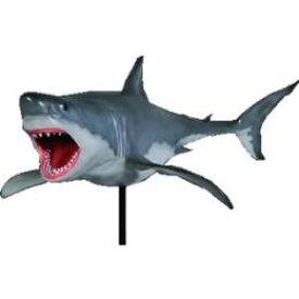 おさかなオブジェジョーズ / Great White Shark 12ft. W