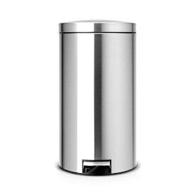 ブラバンシア ゴミ箱おしゃれキッチンbrabantia ダストボックス ペダルビン モーションコントロール 45L FPPマット 424205【送料無料】【あす楽対応】