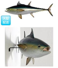 魚置物インテリア サカナブルーフィンツナさかなオブジェ マグロ / Bluefin Tuna ブルーフィンツナ