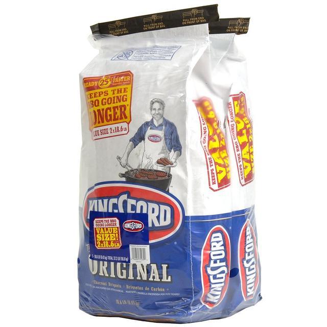 BBQバーベキュー炭キングスフォード オリジナルチャコール 増量8.85Kg×2袋セットKingsford Regular Chacoal Original x 2 BAGS SETキャンプ釣のお供に【あす楽対応】